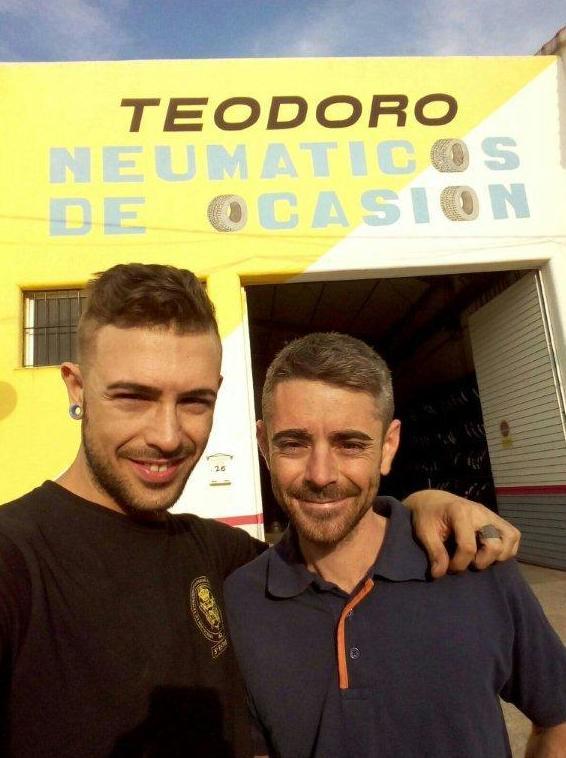 Foto 2 de Neumáticos en Pantoja | Neumáticos Teodoro