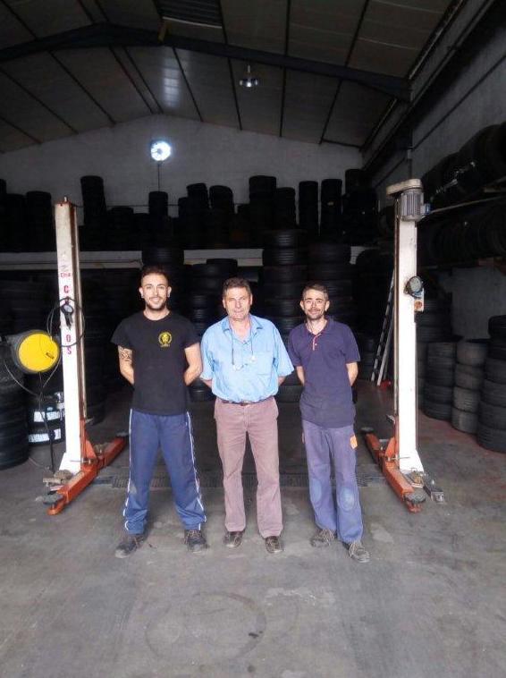 Foto 5 de Neumáticos en Pantoja | Neumáticos Teodoro