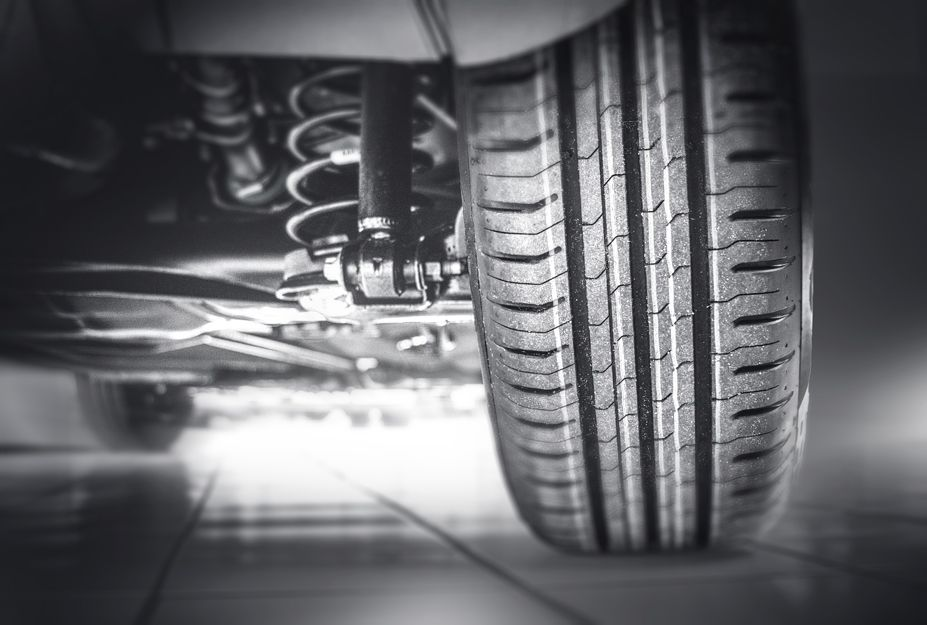 Neumáticos de ocasión en Toledo