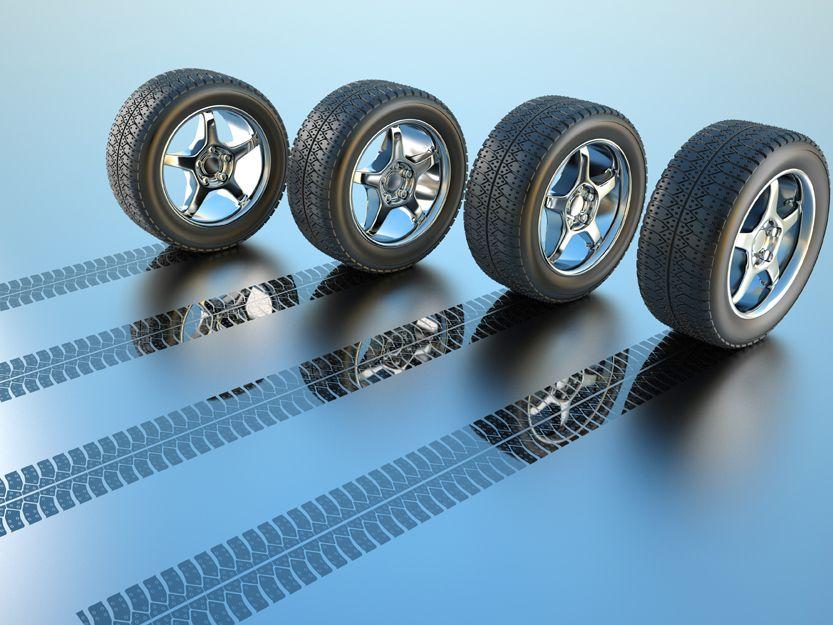 Talleres de neumáticos en Toledo