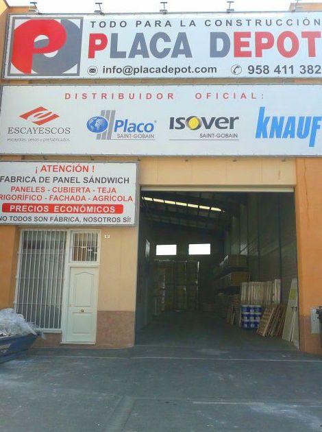 compre materiales de construcci n en granada placa depot