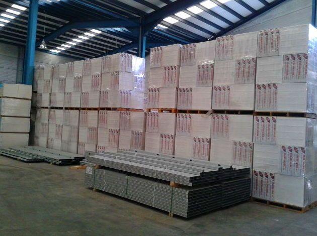 Distribuci n de placas de pladur en granada placa depot - Medidas placas pladur ...