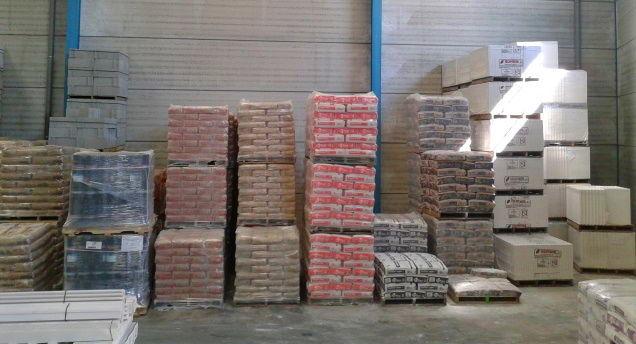 Foto 23 de Materiales de construcción en  | Placa Depot, S.L.