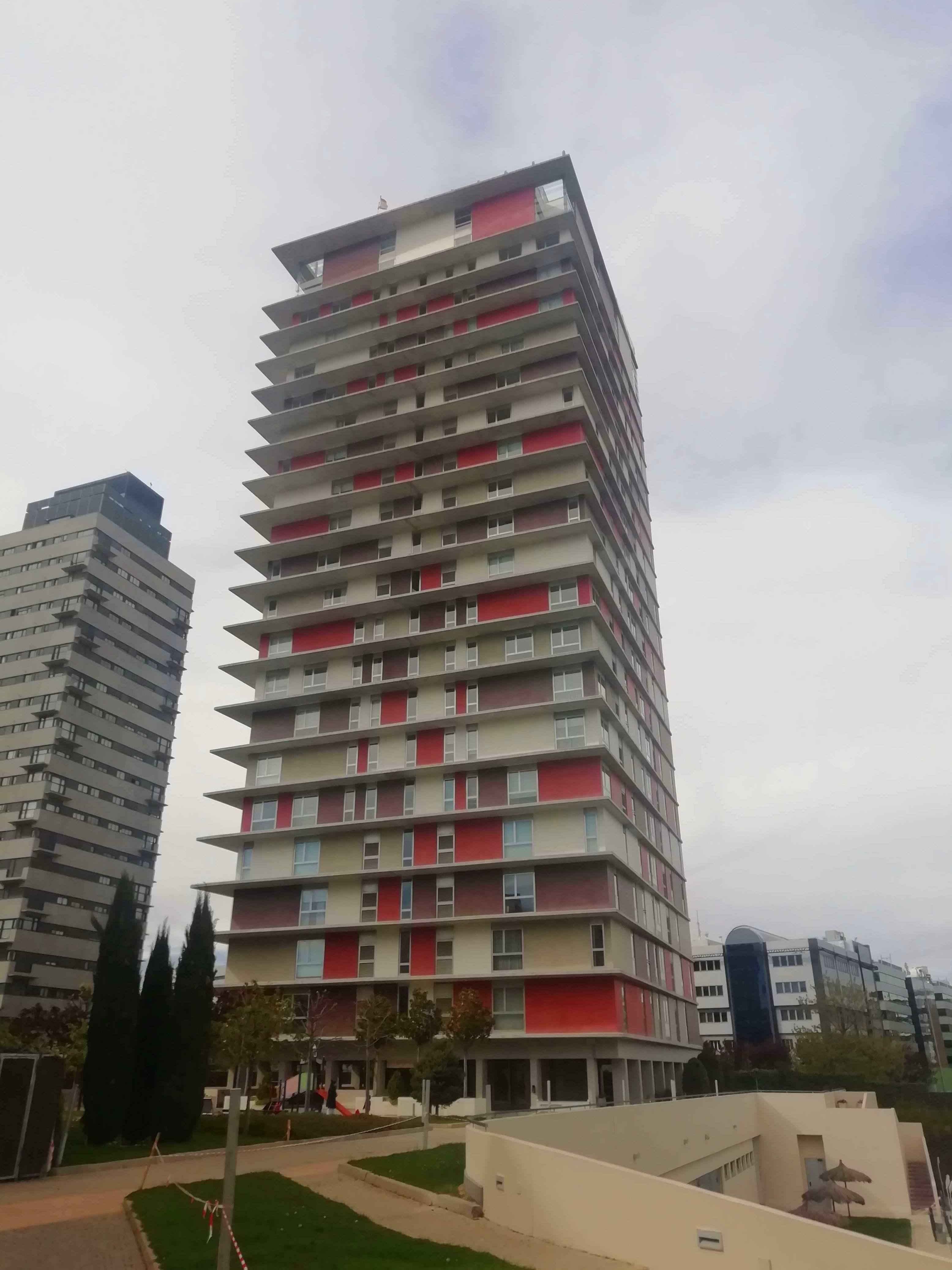 El edificio de viviendas 'Panorama. Isla de Chamartín', Premio de Urbanismo 2006
