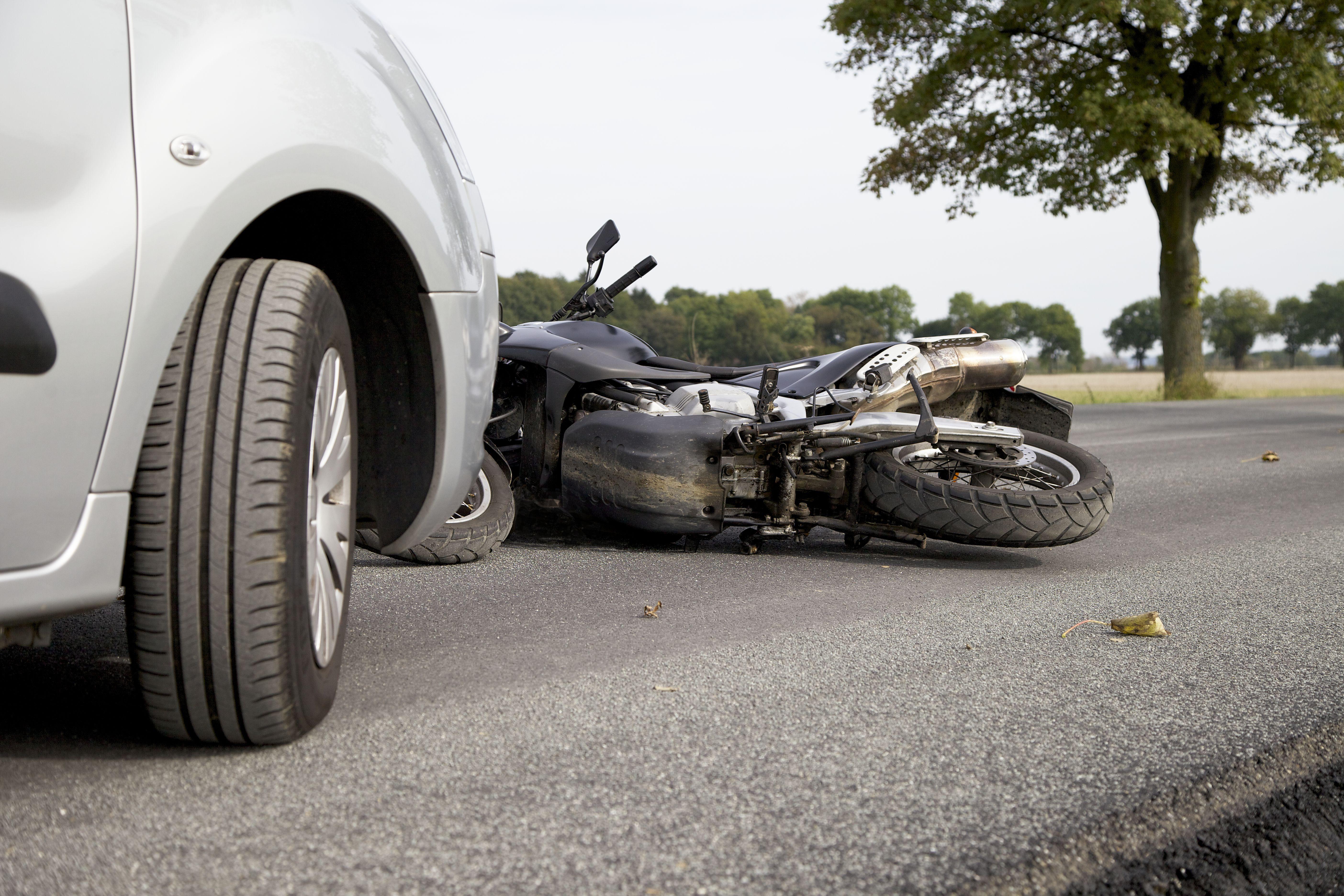 Retirada de motos