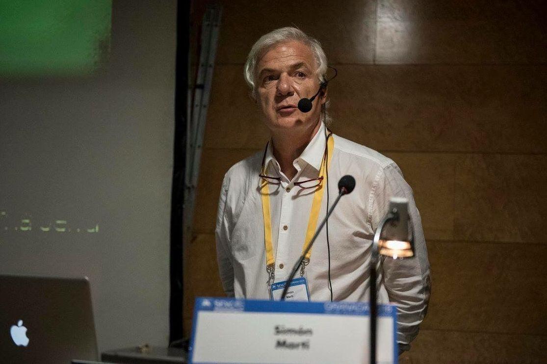 Conferencia del Doctor Simón Martí en el Congreso AVEPA-SEVC 2016