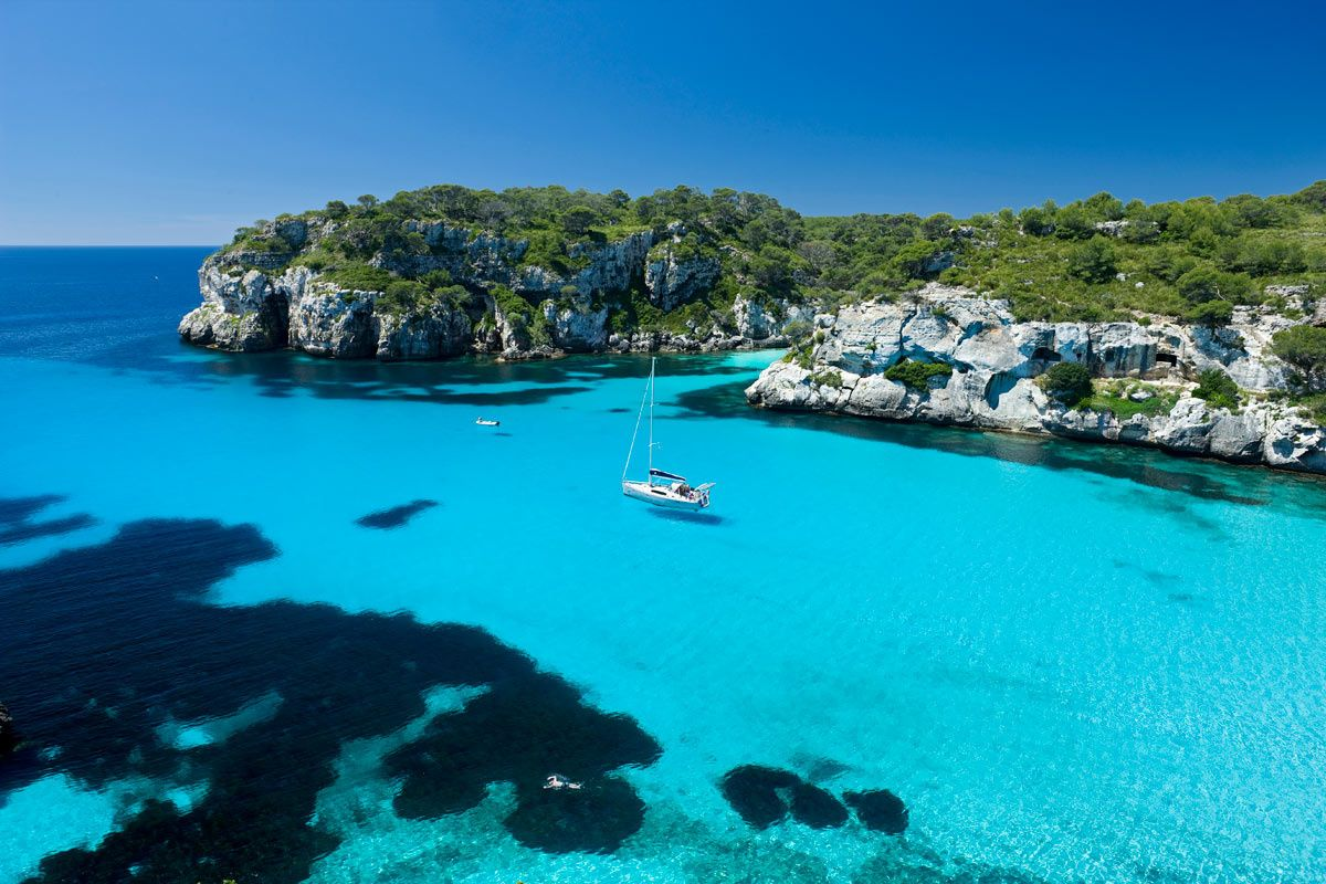 Holidays on board a boat in Palma de Mallorca