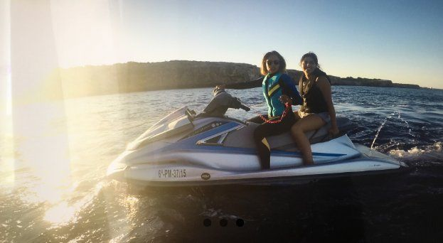 Rental of Jet Ski with license: Services de Aqua Xtrem