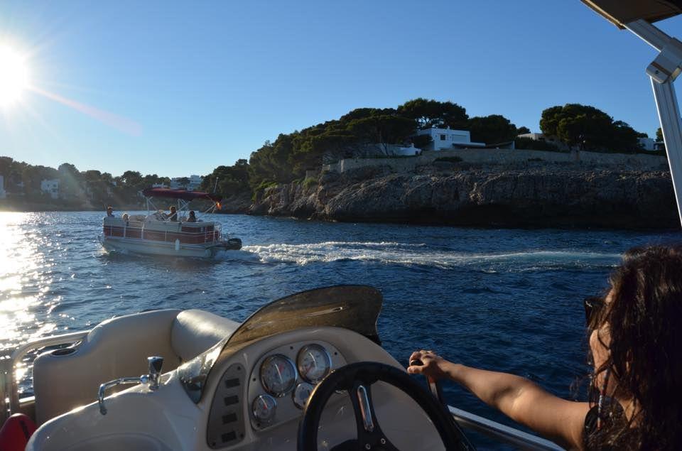 Alquiler de barco en Palma de Mallorca