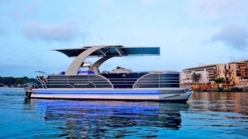 Paseo en barco: Servicios de Aqua Xtrem