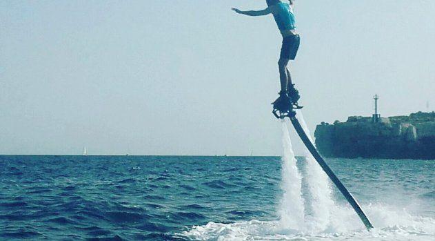 Flyboard: Servicios de Aqua Xtrem