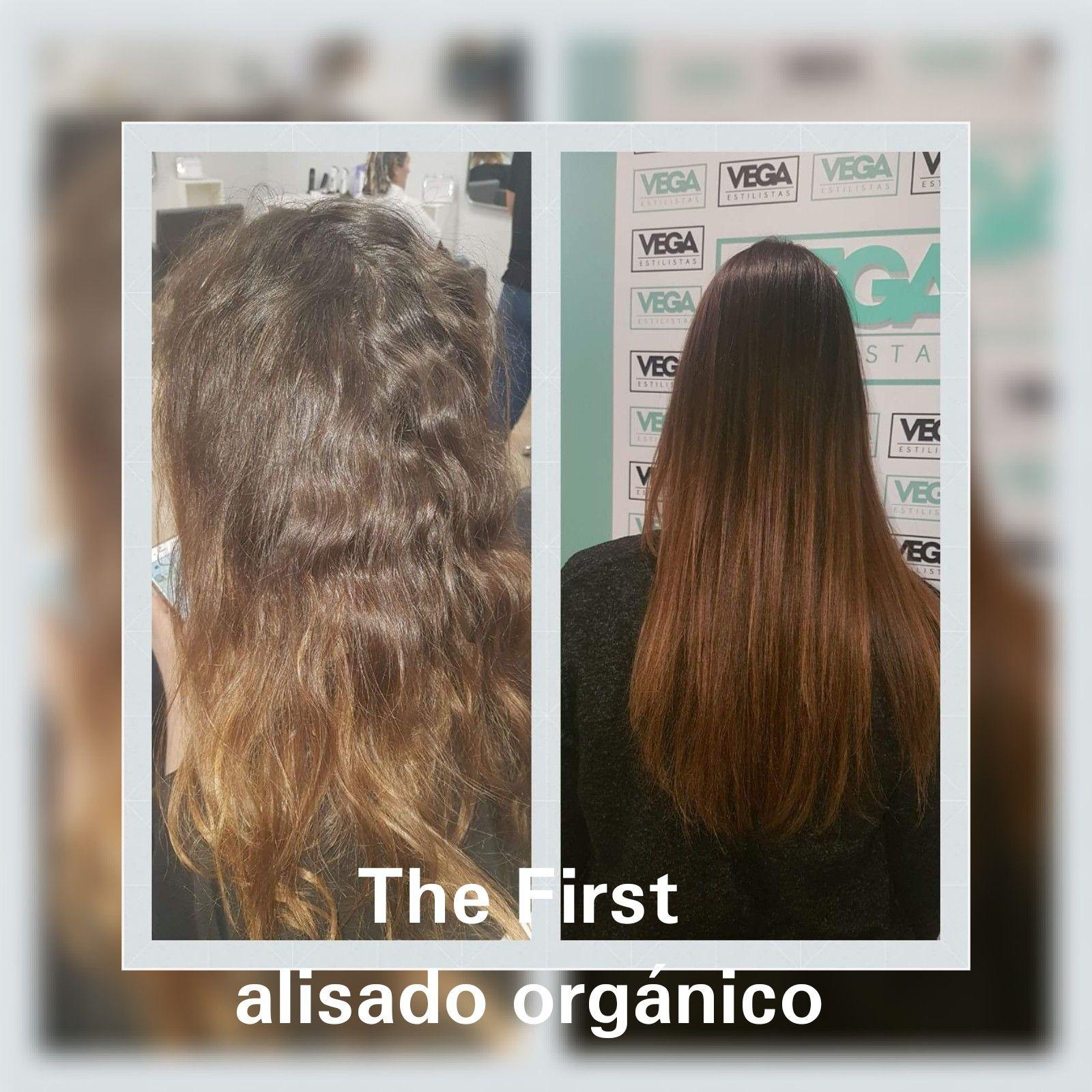 Alisado orgánico : Servicios de Vega Estilistas by Sandra y Maika