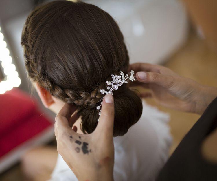 Recogidos para novias en Madrid