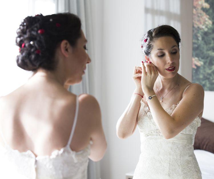 Peluquería para novias en Madrid