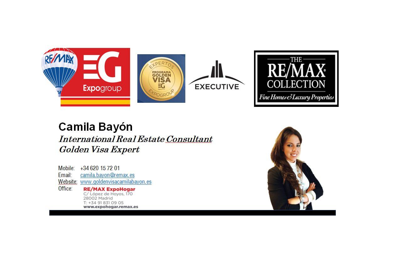 Foto 5 de Real estate agencies en Madrid | Golden Visa Camila Bayon
