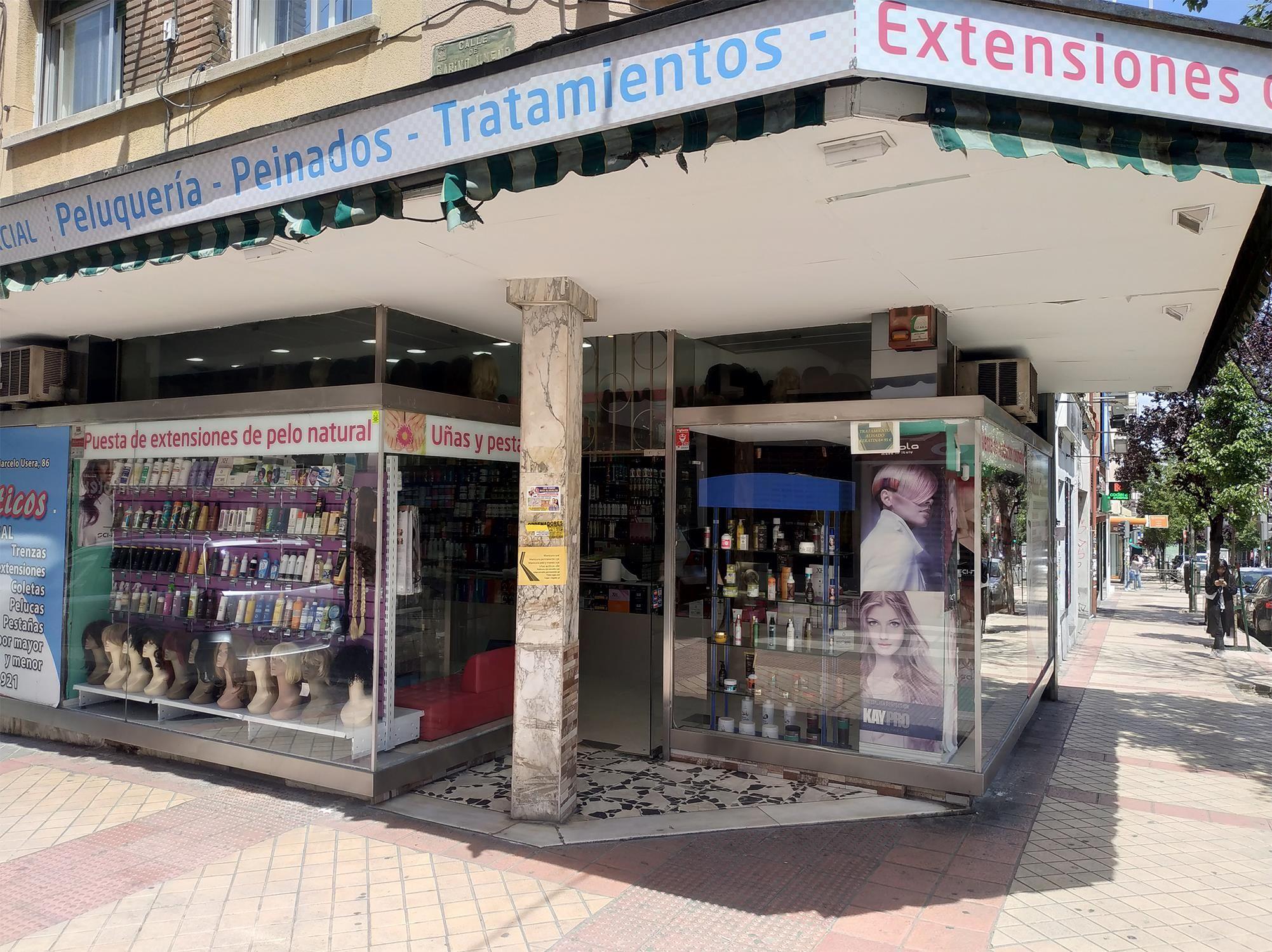 Tienda de productos cosméticos en Madrid
