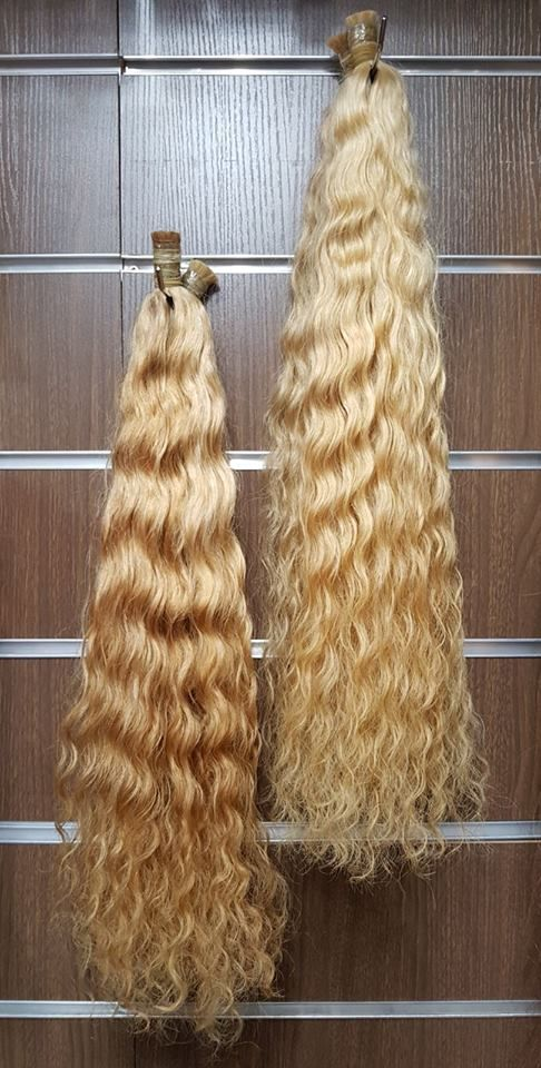 Venta de extensiones de pelo natural en Madrid