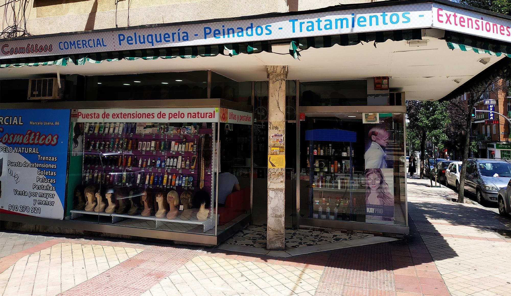 Primeras marcas de productos de maquillaje en Madrid