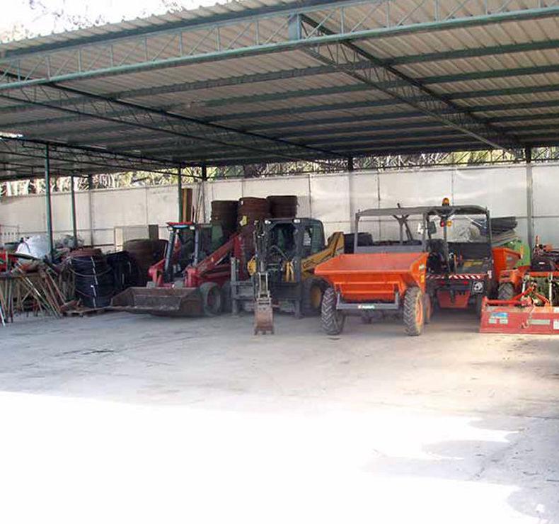 Profesionales en el mantenimiento de jardines en Madrid