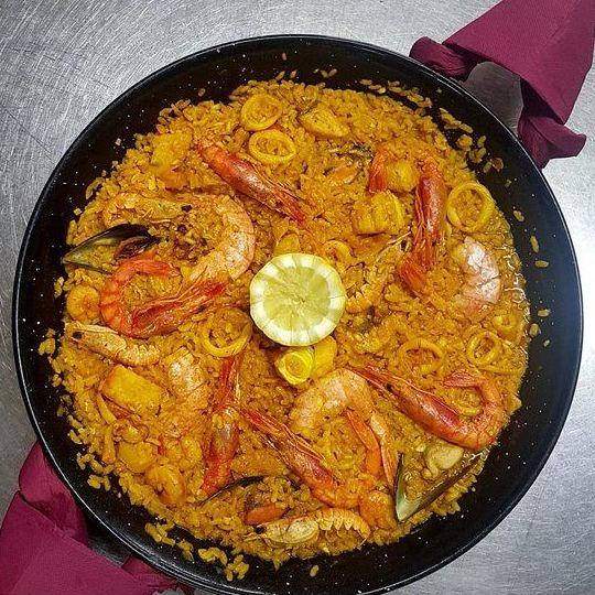 Foto 17 de Cocina tradicional en  | La Parrilla de San Vicente