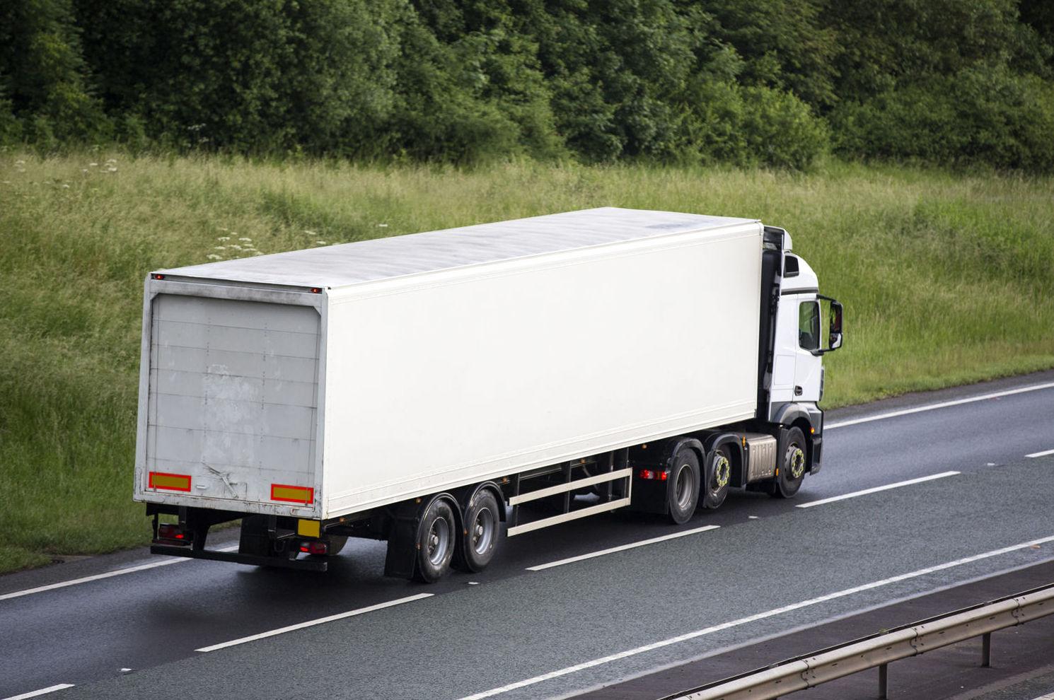 Empresa de transporte nacional de mercancías