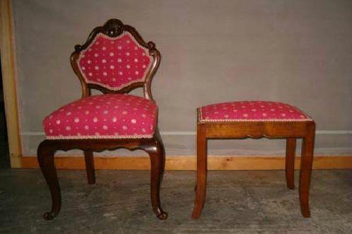 Tapizado de muebles: Catálogo de Restauraciones Monasterio