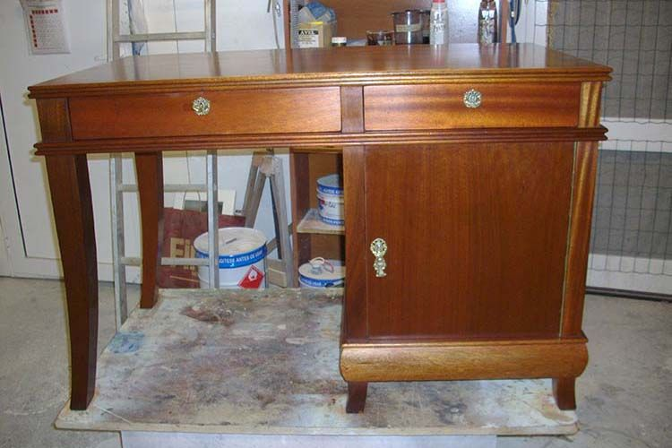 Restauración de muebles en Cantabria