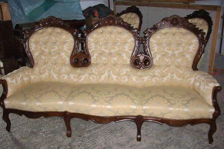 Tapizados de muebles tradicionales en Cantabria