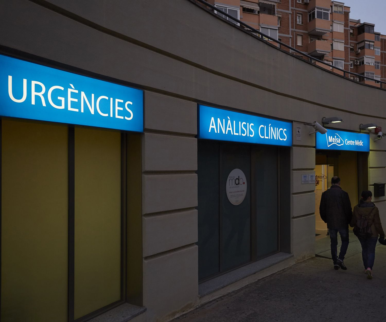 Urgencias médicas en Viladecans