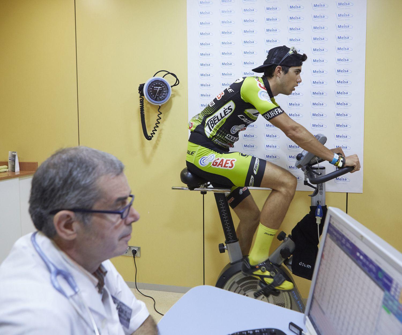 Estudio biomecánico en Viladecans
