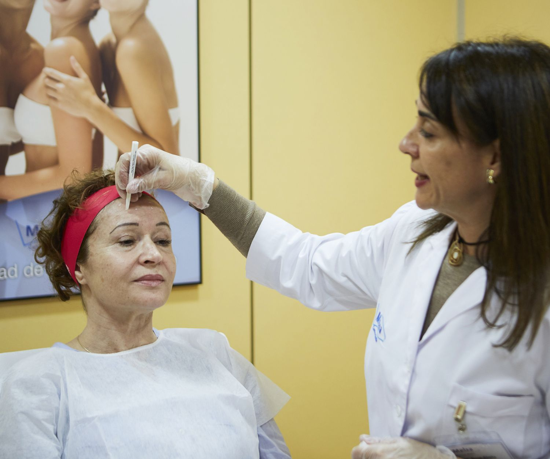 Cirugía estética en Viladecans
