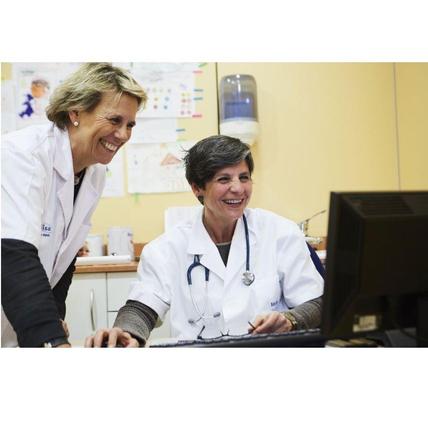 Pediatría: Especialidades y Servicios de Centre Mèdic Meisa