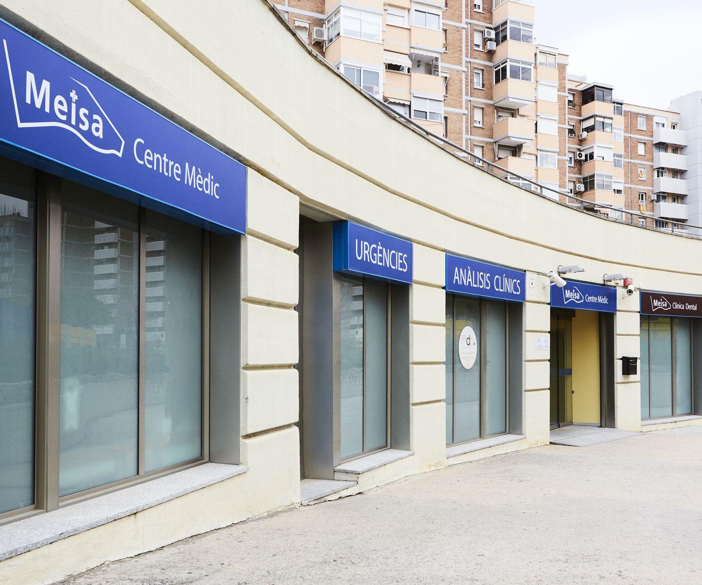 Centro médico en Viladecans