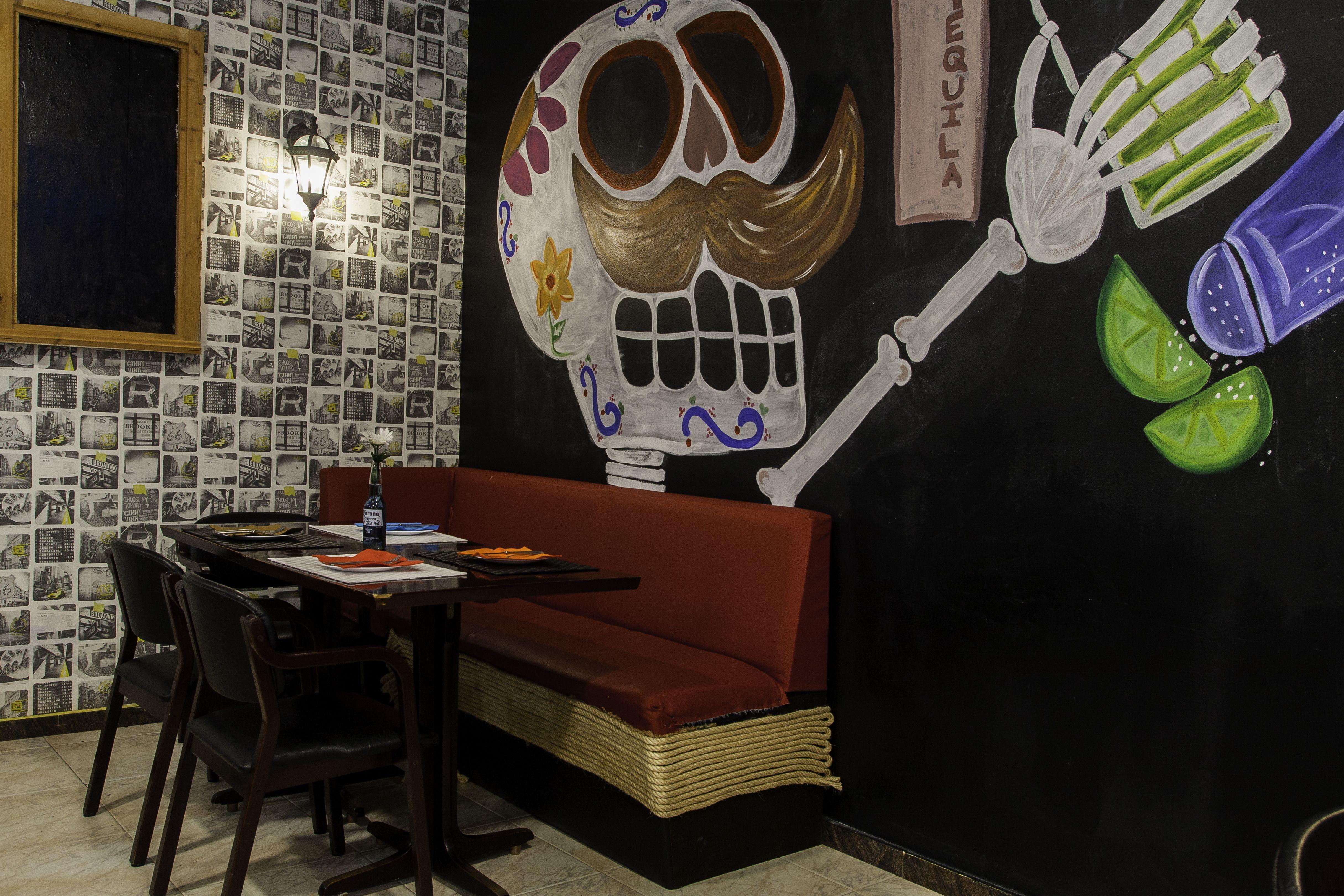 Interior Los Mexicanos Restaurante