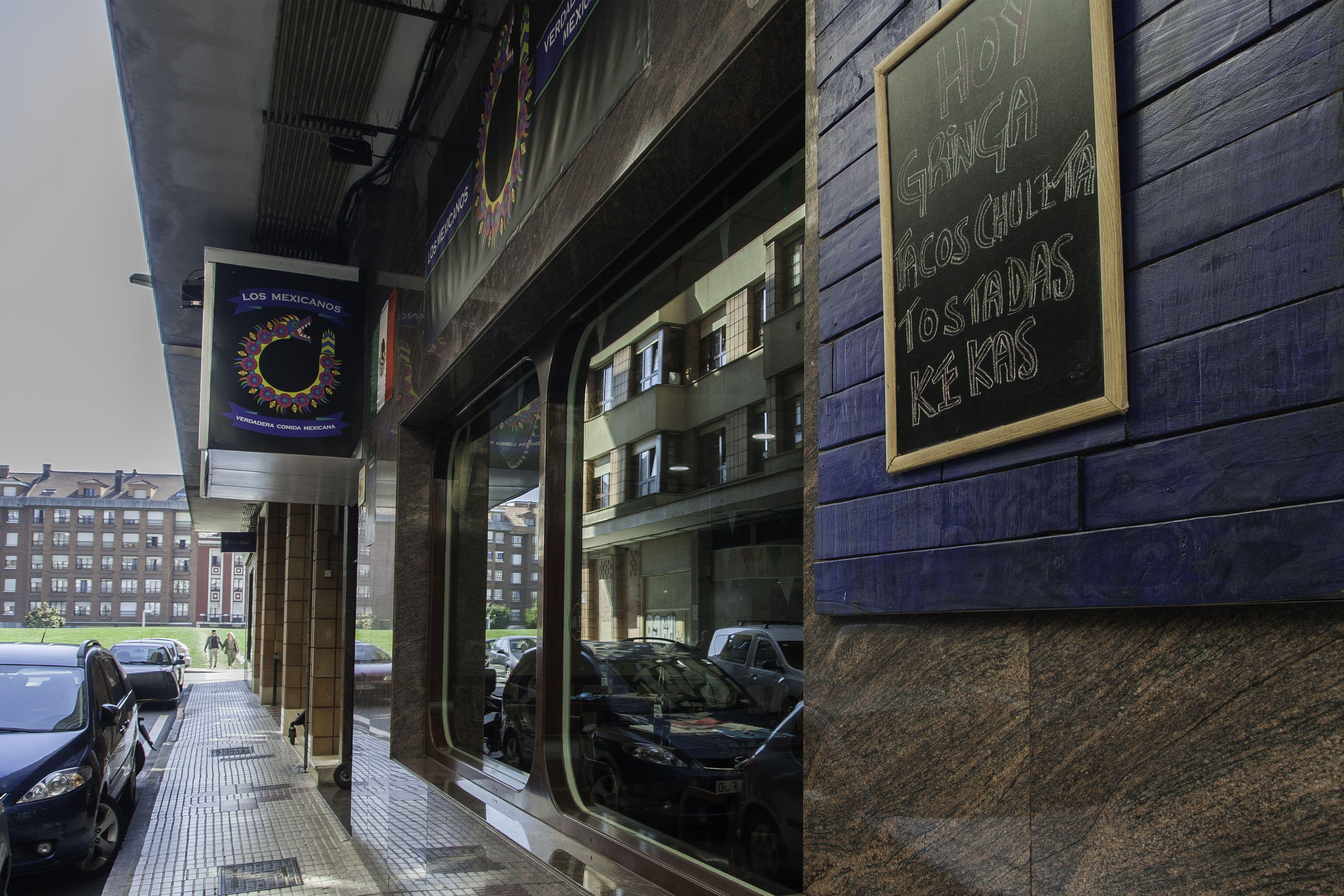 Exterior Los Mexicanos Restaurante