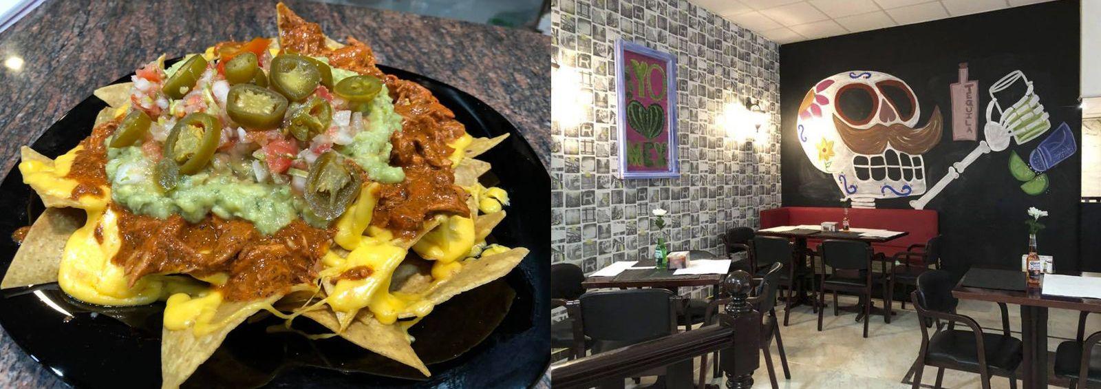 """Nachos """"Los Mexicanos"""": Auténtico Mexicano de Los Mexicanos Restaurante"""