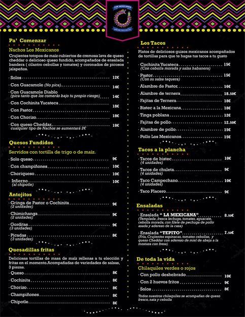 La verdadera cocina mexicana en Gijón
