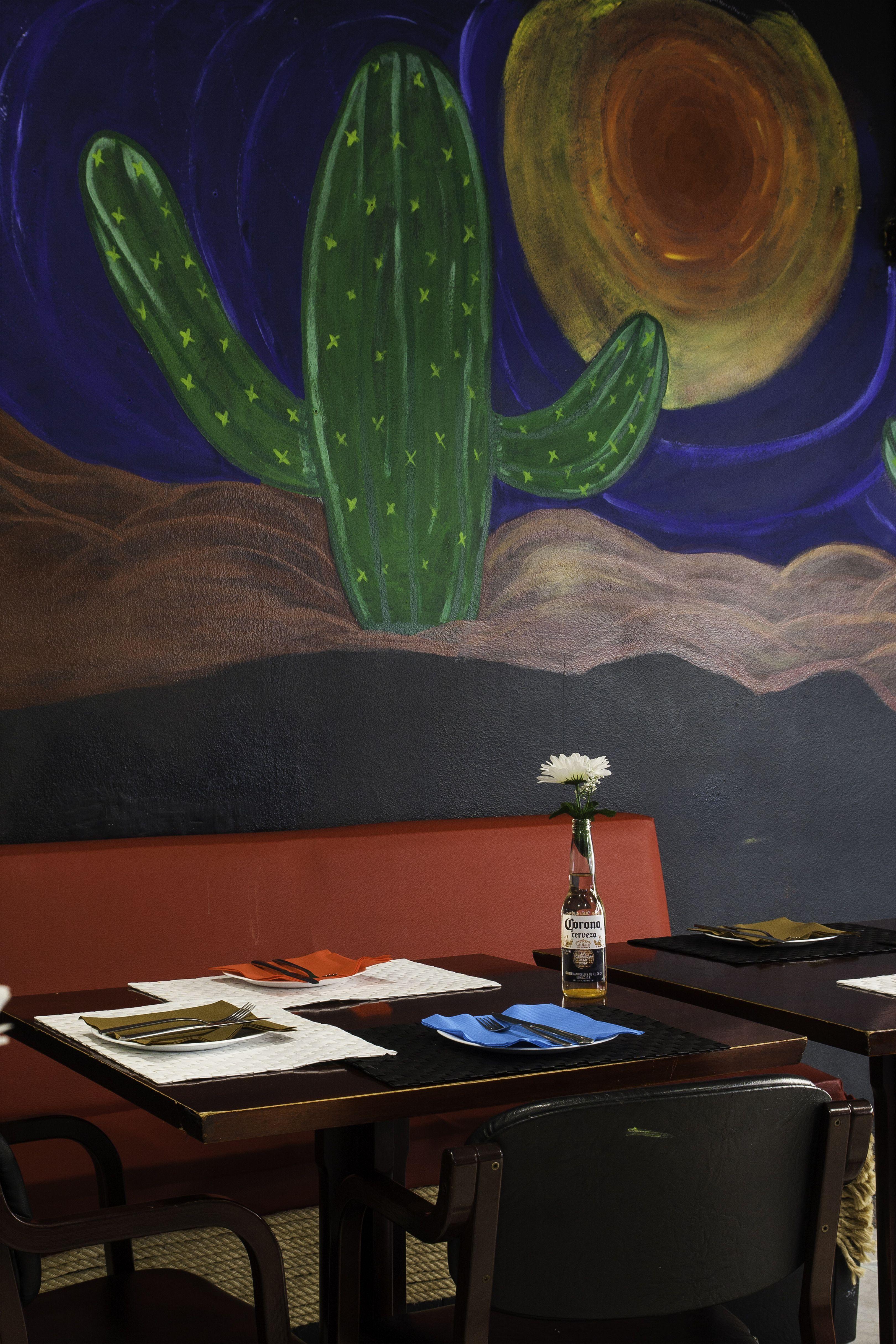 Decoración Los Mexicanos Restaurante