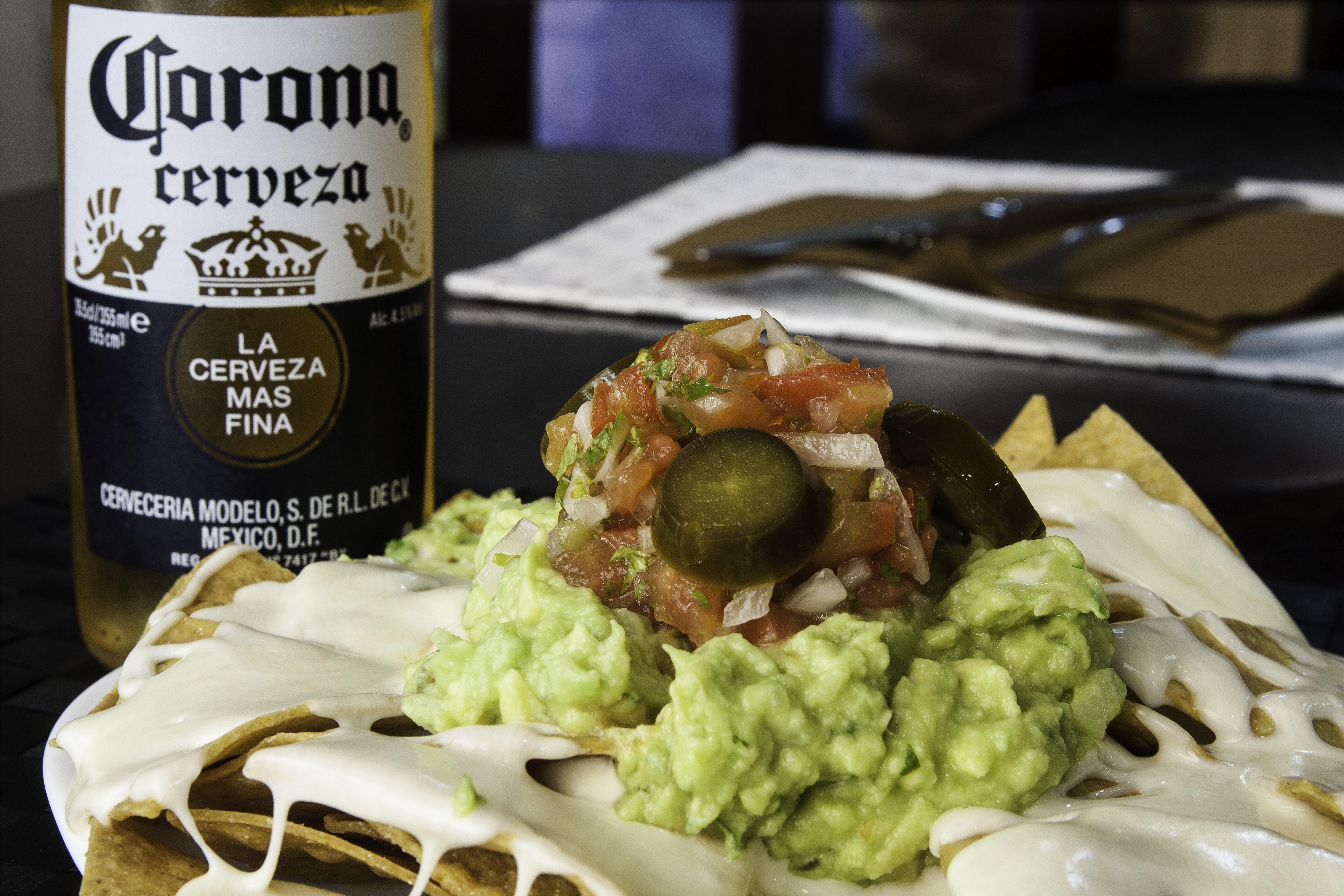 Nachos Los Mexicanos Restaurante
