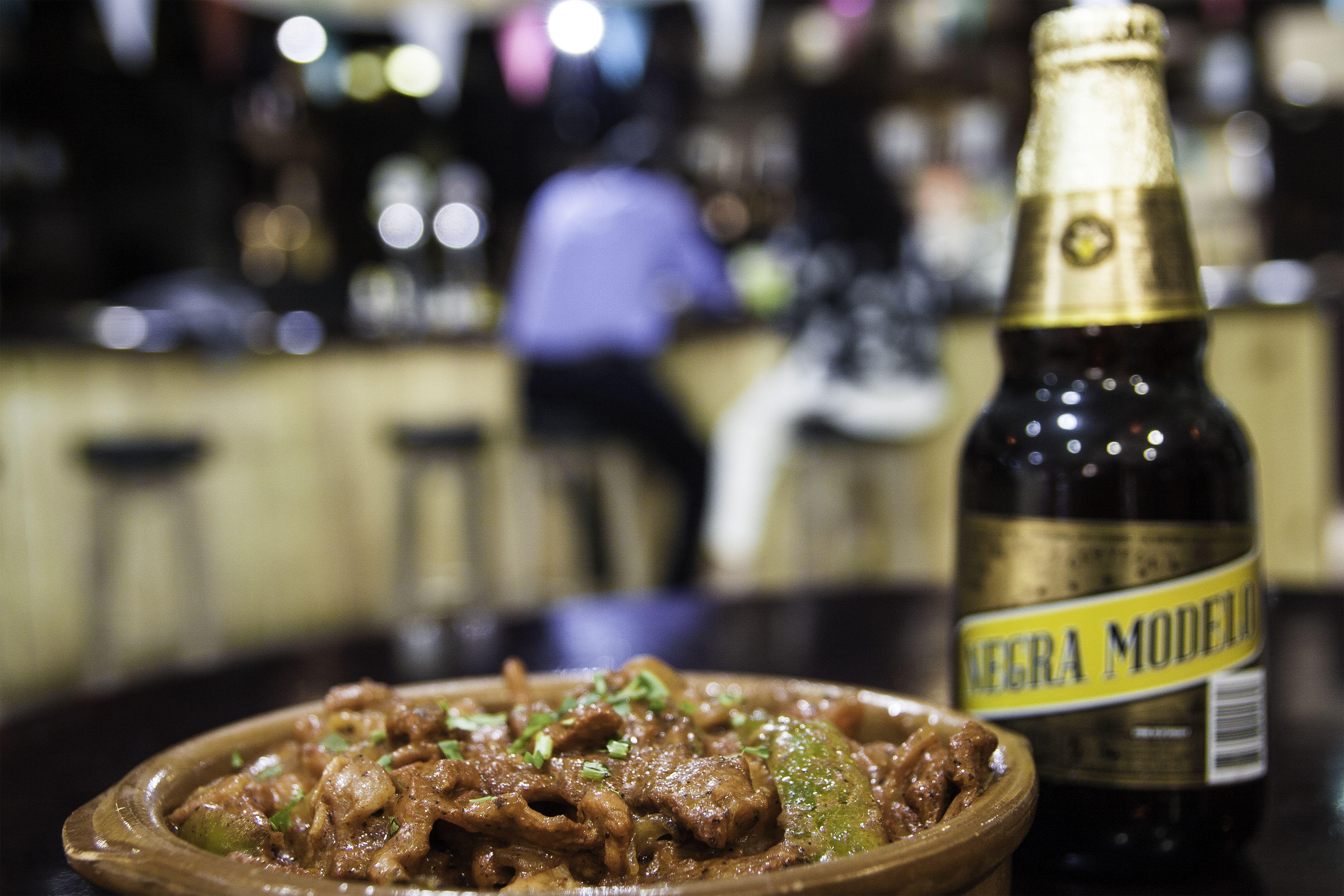 Plato Los Mexicanos Restaurante