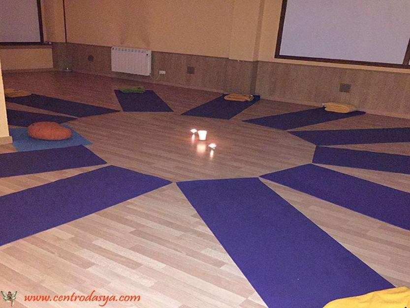 Practicar yoga en Lesaka, Navarra