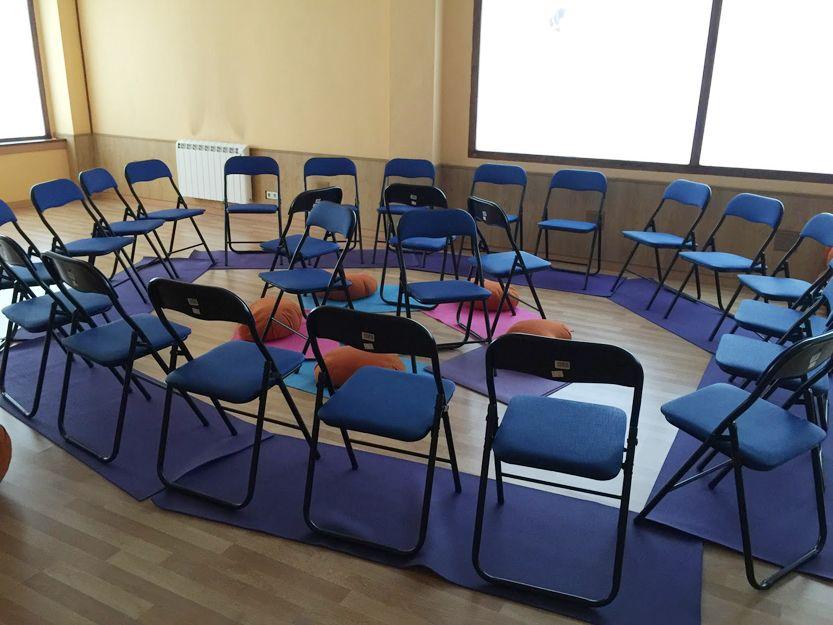 Sesiones grupales para adolescentes