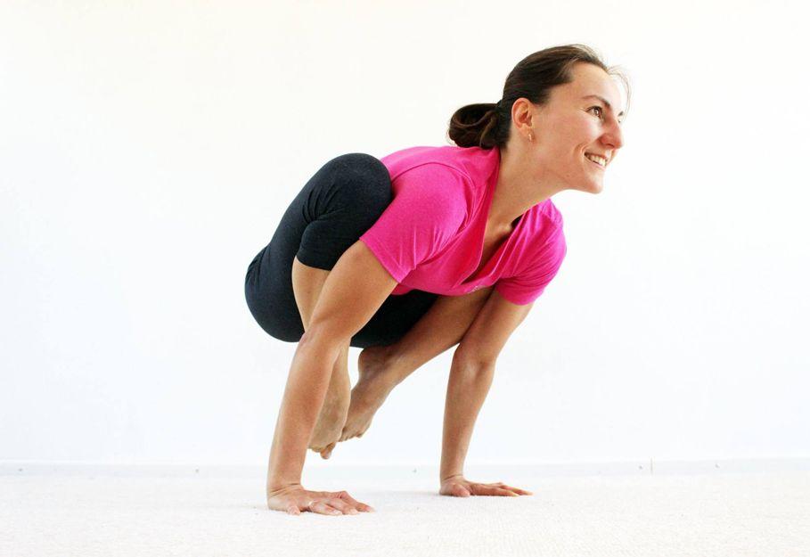 Hacer yoga en Lesaka, Navarra