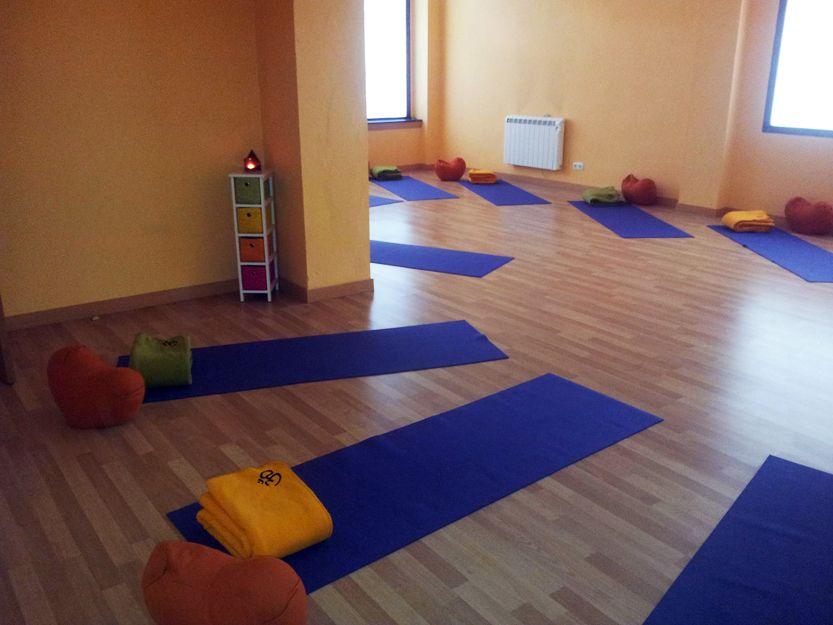 Cursos de yoga en Lesaka, Navarra