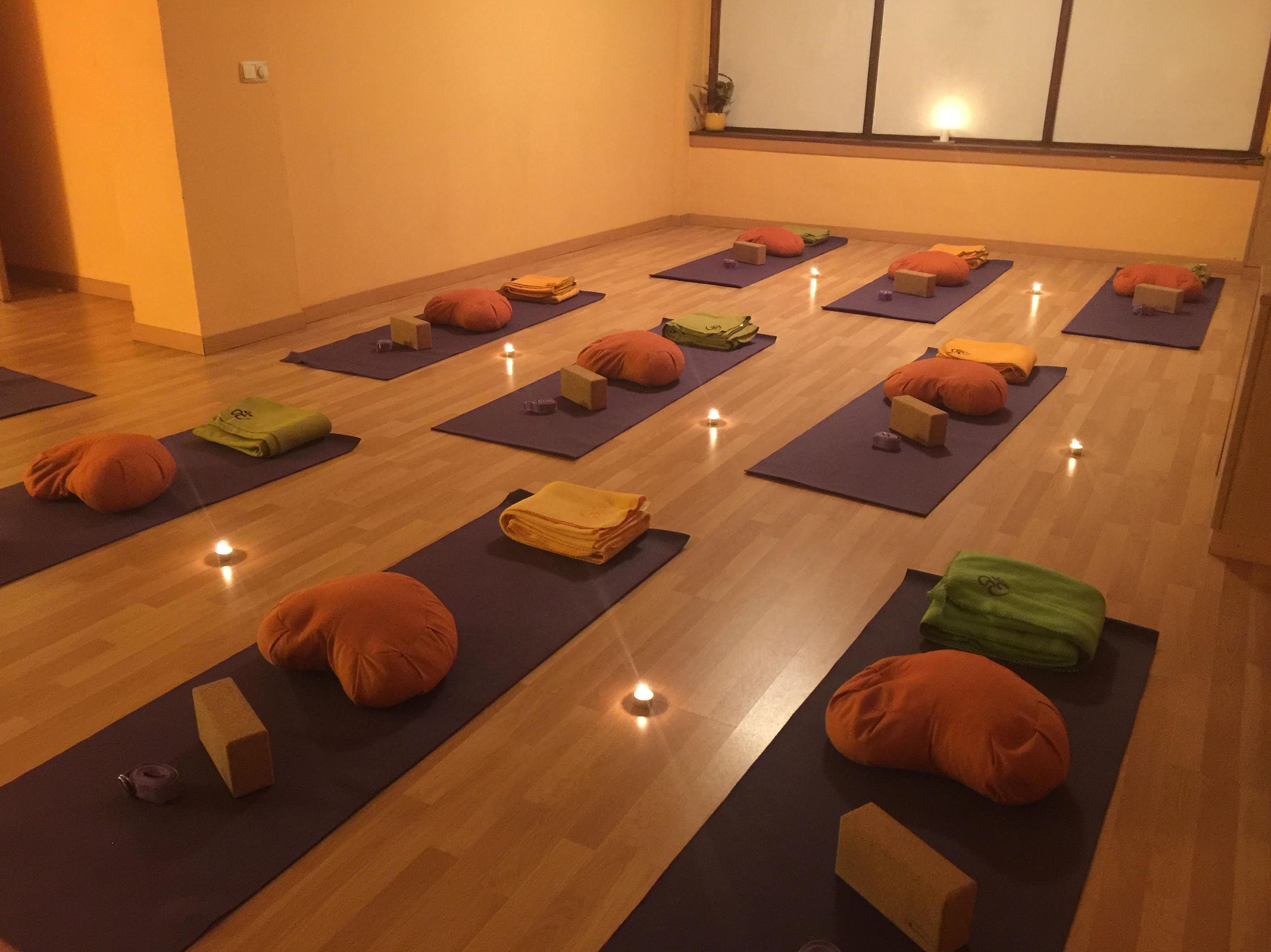 Clases de yoga en Navarra