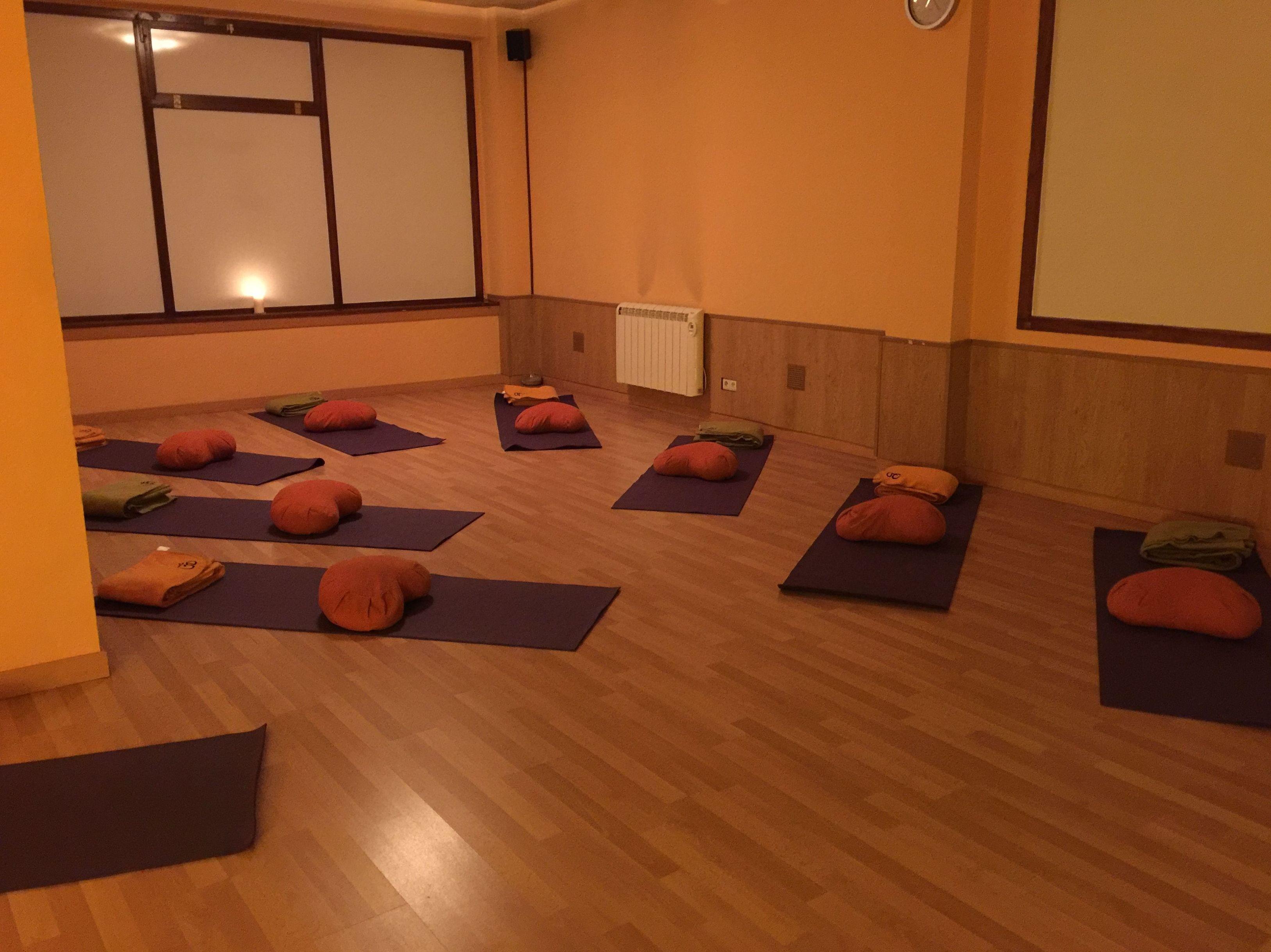 Yoga en Navarra