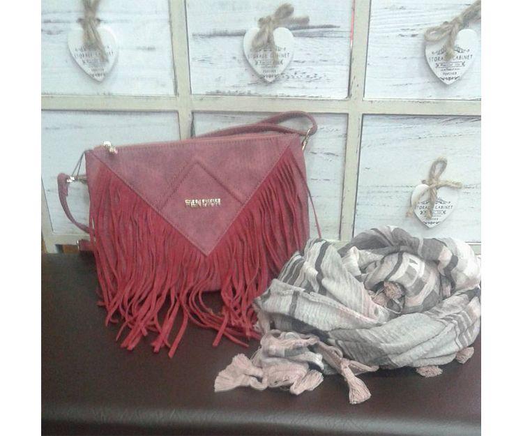 Conjuntos de bolso y pañuelo