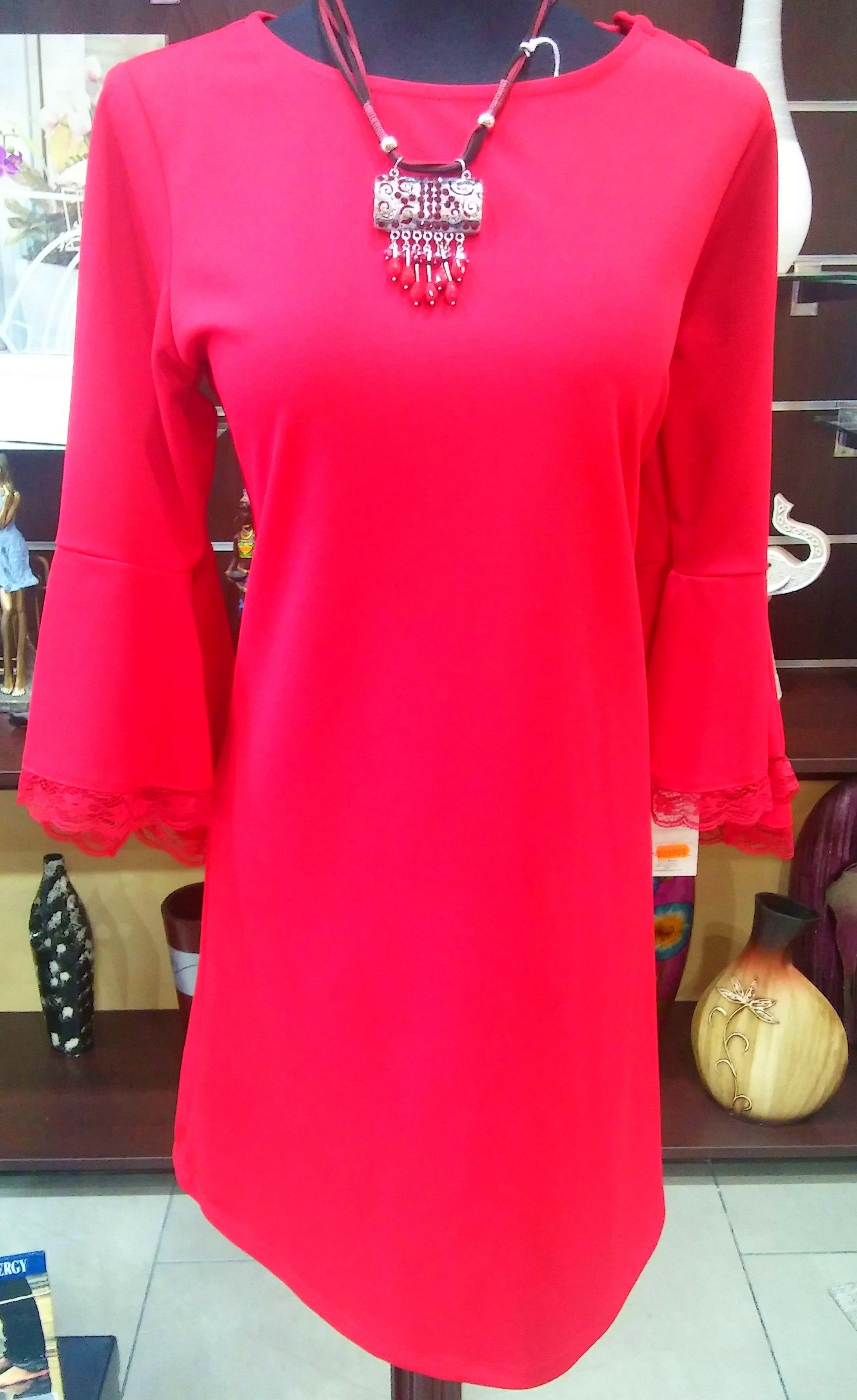 Vestido rojo: Productos de As Tuas Cousas