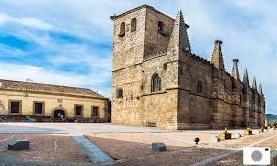 La Colegiata de Bonilla de la Sierra, Ávila