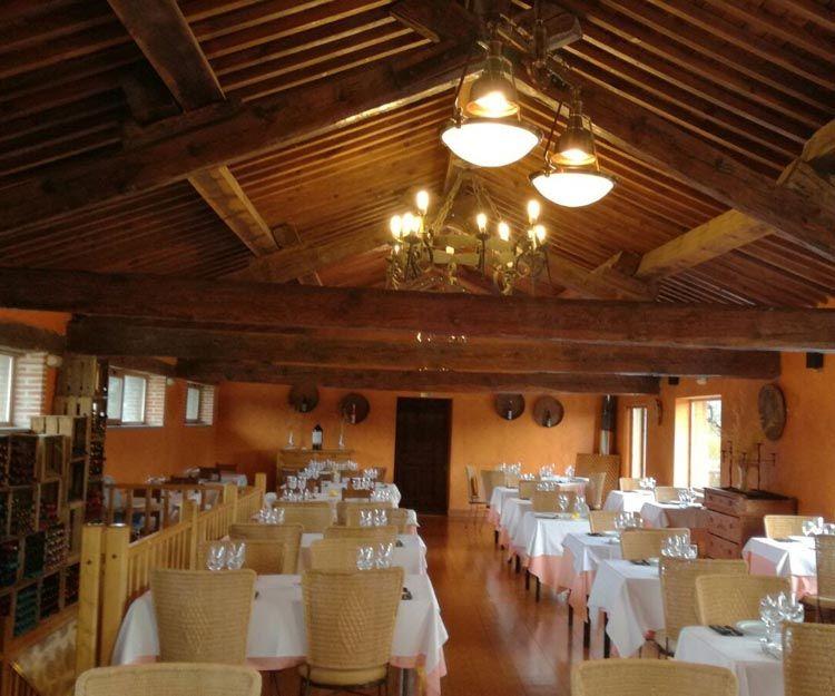 Restaurante en Bonilla de la Sierra
